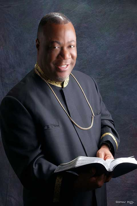 Archbishop Nicholas Duncan-Williams