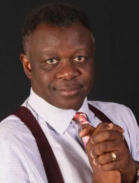 Rev Joseph Eastwood Anaba