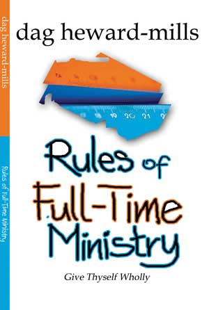 Rules of Full Time Ministry